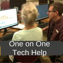 Tech Help One on One
