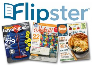 emagazines with Flipster app