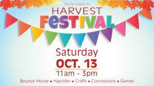 Harvest Fest @ Abounding Love Christian Fellowship | Ravena | New York | United States